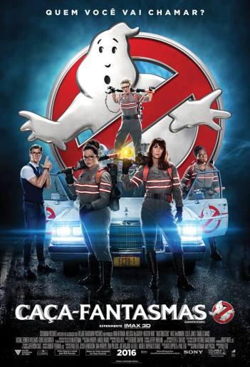 Pôster-Ghostbusters